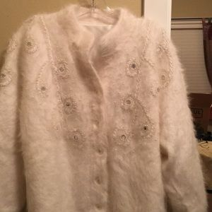 Angora jacket